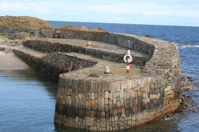 alte Kaimauer