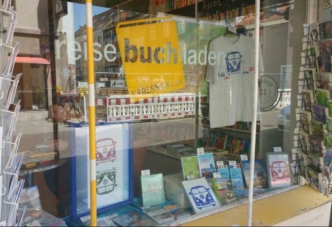 Reisebuchladen